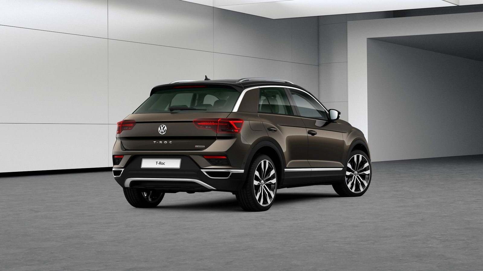 volkswagen t roc carat exclusive 5 the automobilist. Black Bedroom Furniture Sets. Home Design Ideas