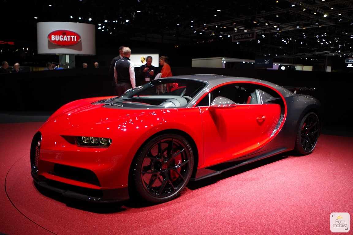 Bugatti chiron sport salon de gen ve 2018 9 the for Salon de l auto 2018