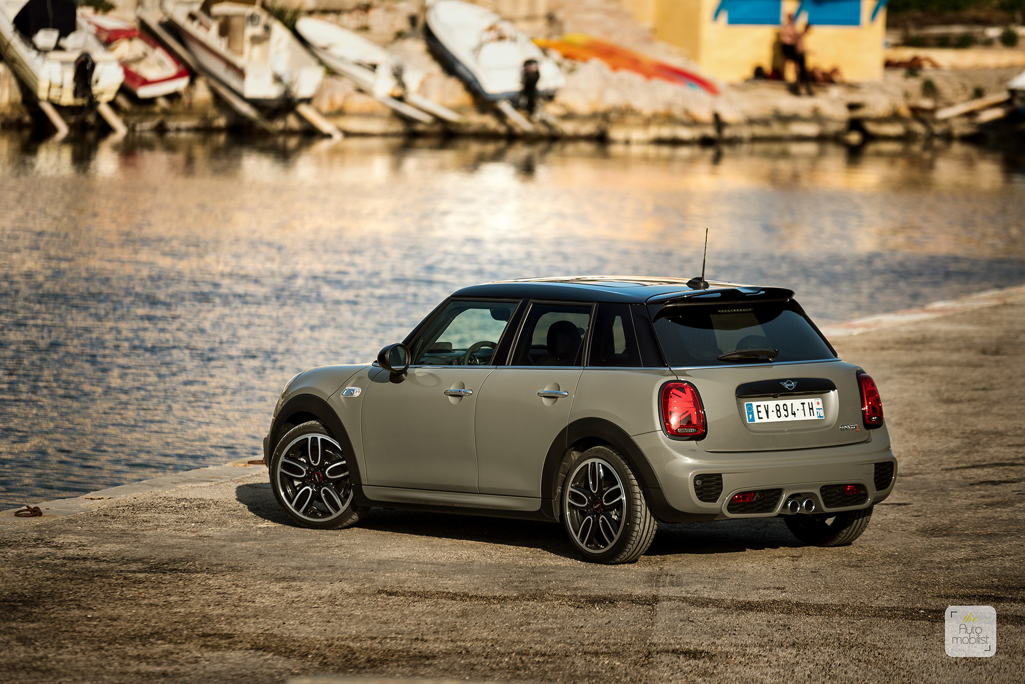 essai mini cooper s 192 ch restyl e hatch 5 portes pourquoi changer the automobilist. Black Bedroom Furniture Sets. Home Design Ideas