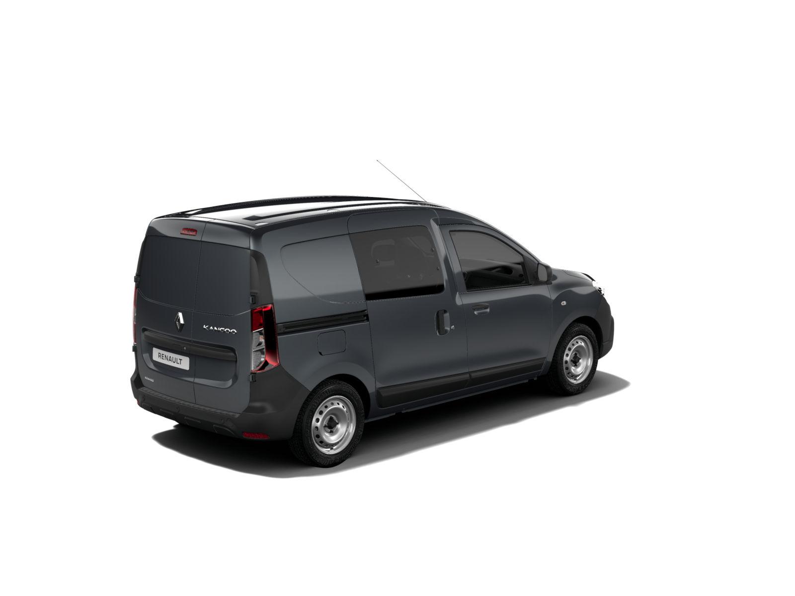 nouveau renault kangoo express 1 the automobilist. Black Bedroom Furniture Sets. Home Design Ideas