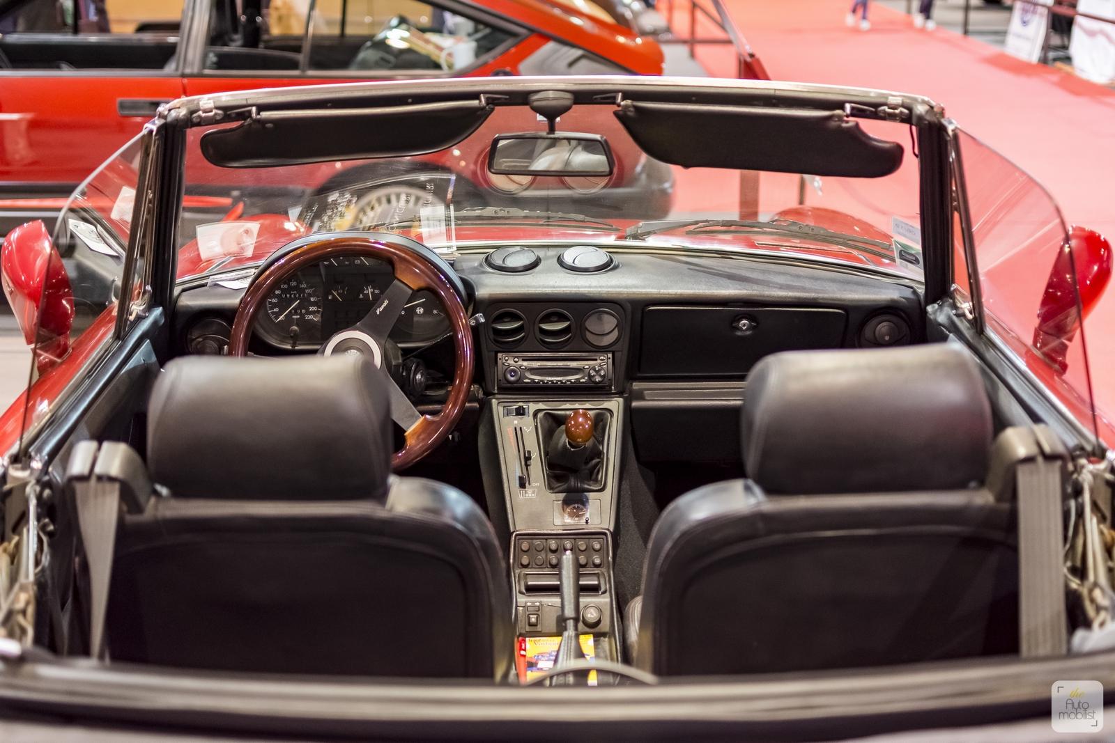 auto moto classic theautomobilist 319 alfa romeo the. Black Bedroom Furniture Sets. Home Design Ideas