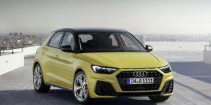 Audi A1 2019.8