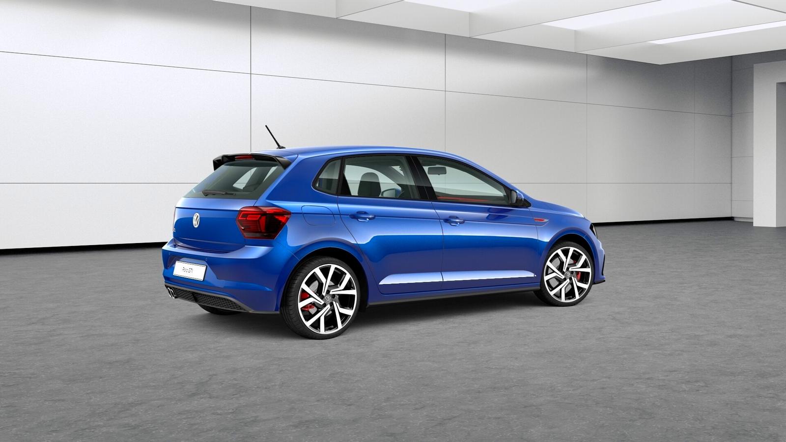 Volkswagen Polo Gti La Finition R Line Suffira The Automobilist