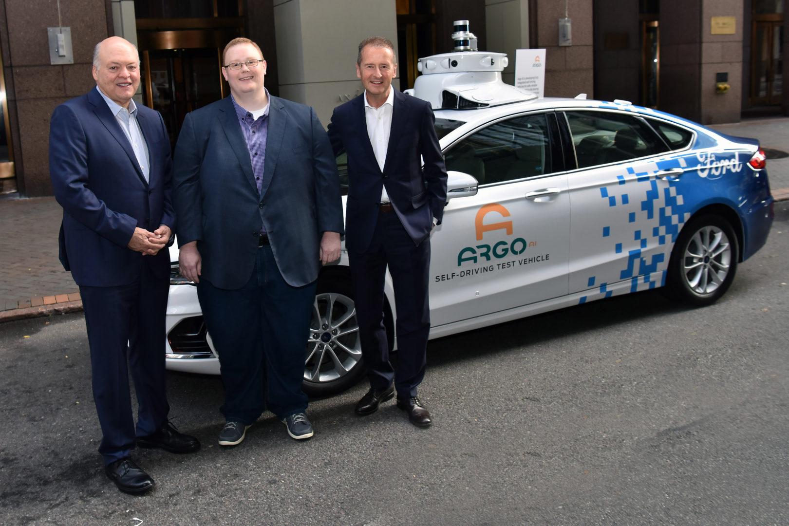 Ford et Volkswagen étendent leur alliance | JDM