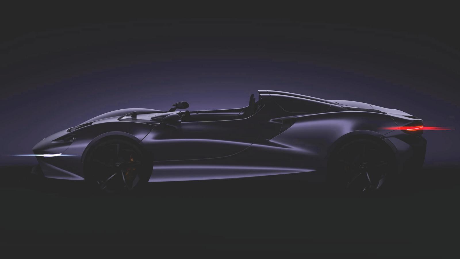 Nouveau cabriolet pour 2020 — McLaren