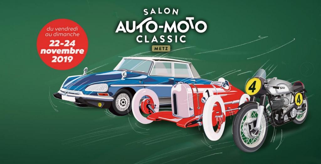 Un week end au salon Auto-Moto Classic à Metz - The Automobilist