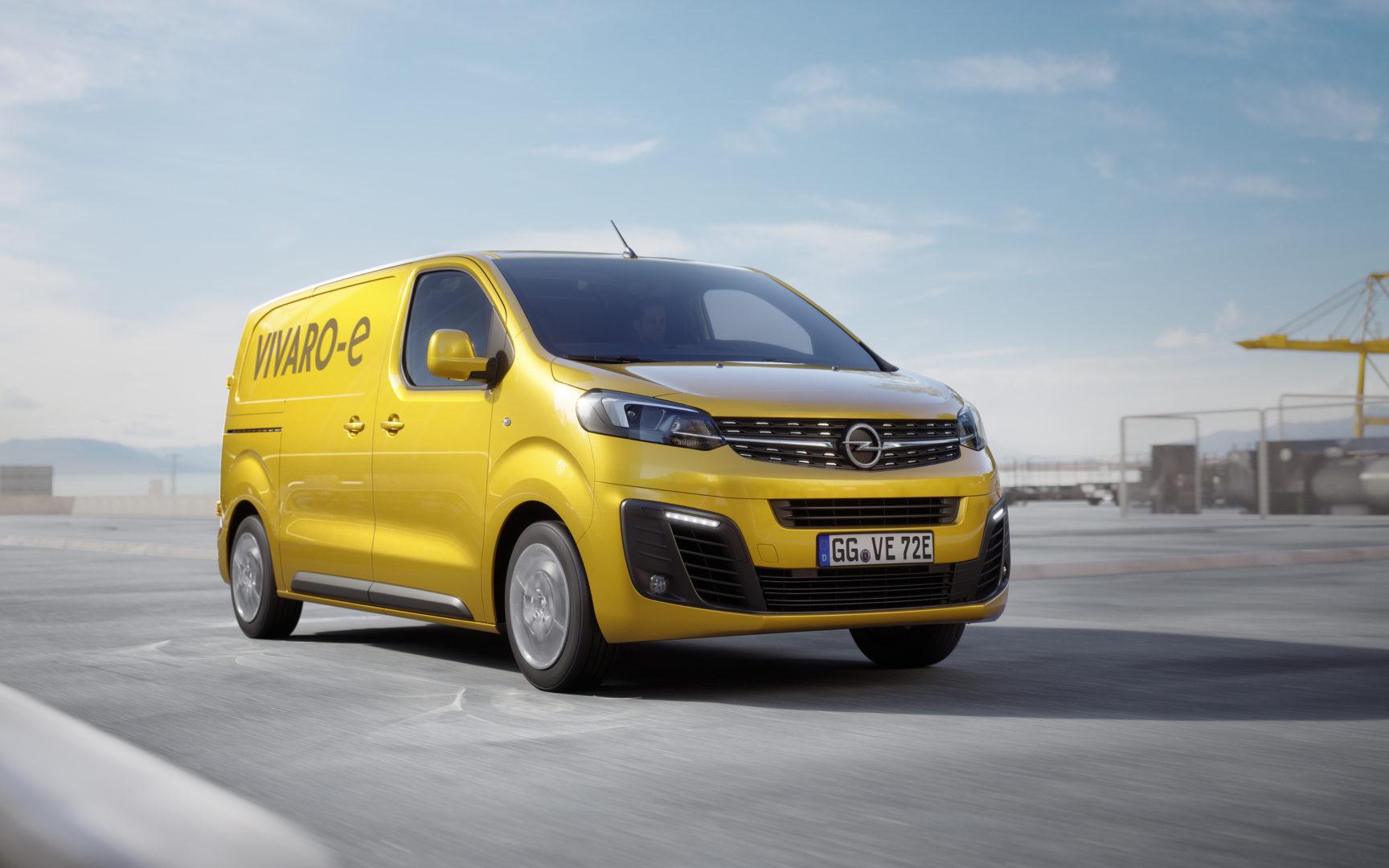 Passage à l'électrique en 2020 — Citroën Jumpy