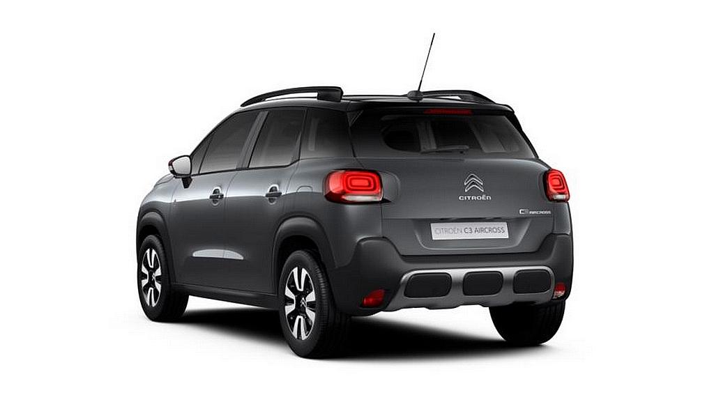 Citroën C3 Aircross C-series — Série spéciale