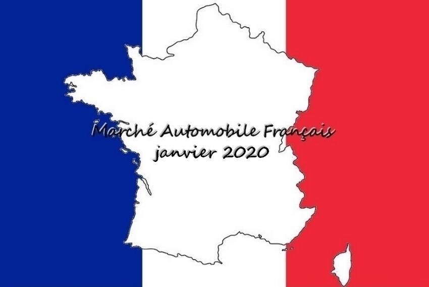 Baisse de plus de 13% des immatriculations de voitures en France