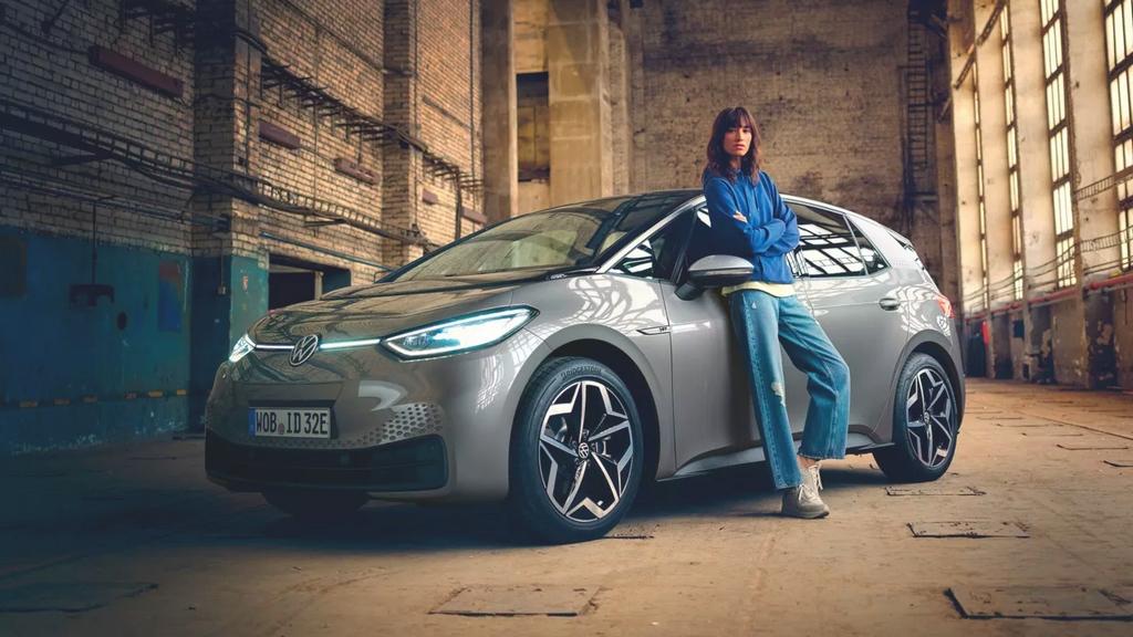 Volkswagen ID.3 : les prix de la compacte électrique annoncés en Allemagne