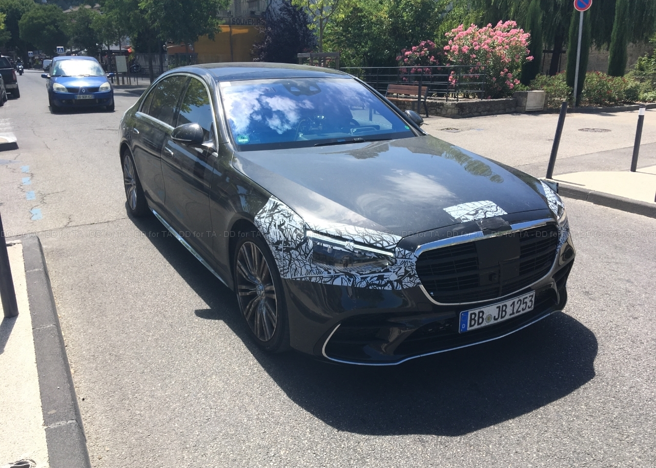 Mercedes-Benz Clase S (W223) 2020 51
