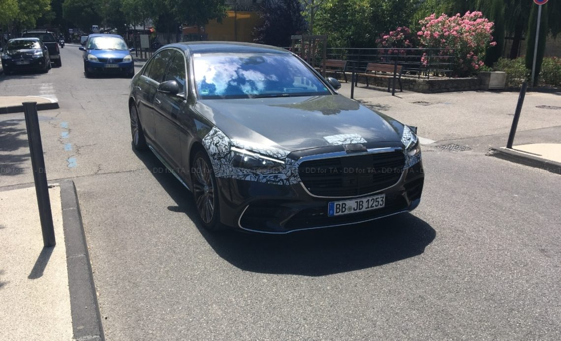 Mercedes-Benz Clase S (W223) 2020 50