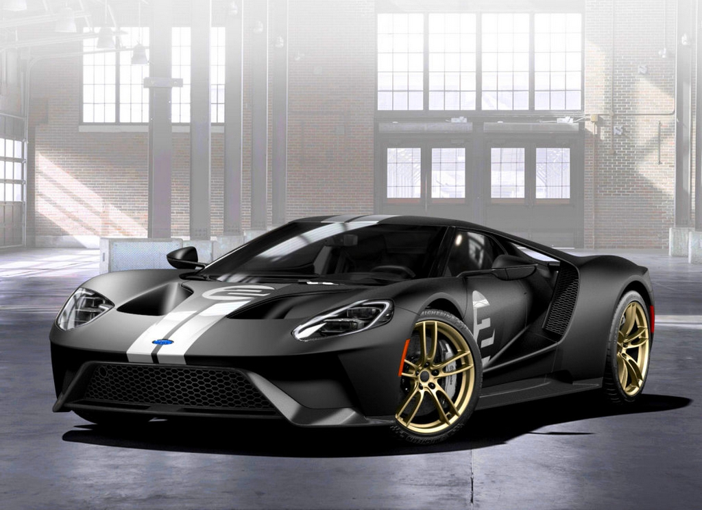 Ford GT40 2021 : une édition